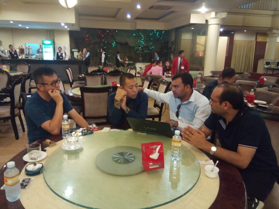 NMT Visit to Cambodia
